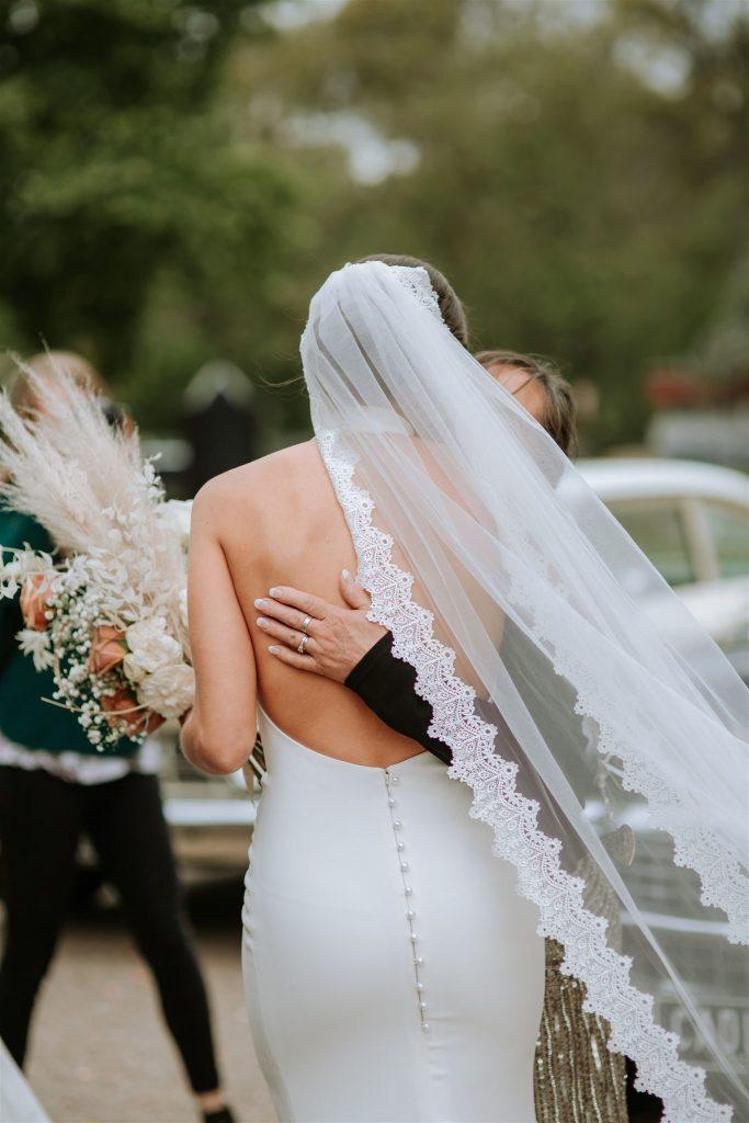 SELECT THE PERFECT BRIDAL FABRICS-