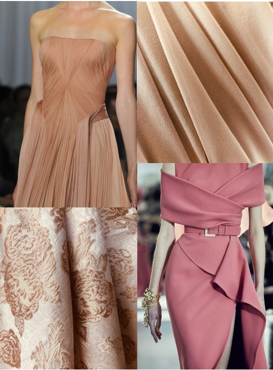 Eli Saab 2020 Couture Collection and Zac Posen 2014