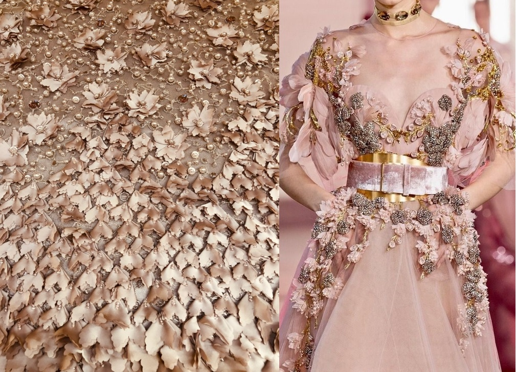 Eli Saab 2019 Fall Couture Collection
