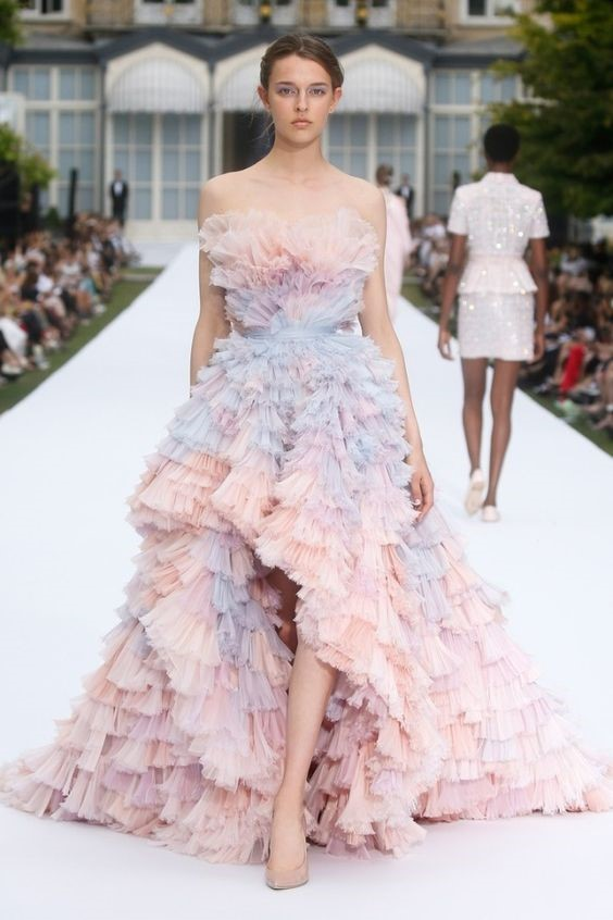 Elie Saab 2021 Couture Collection