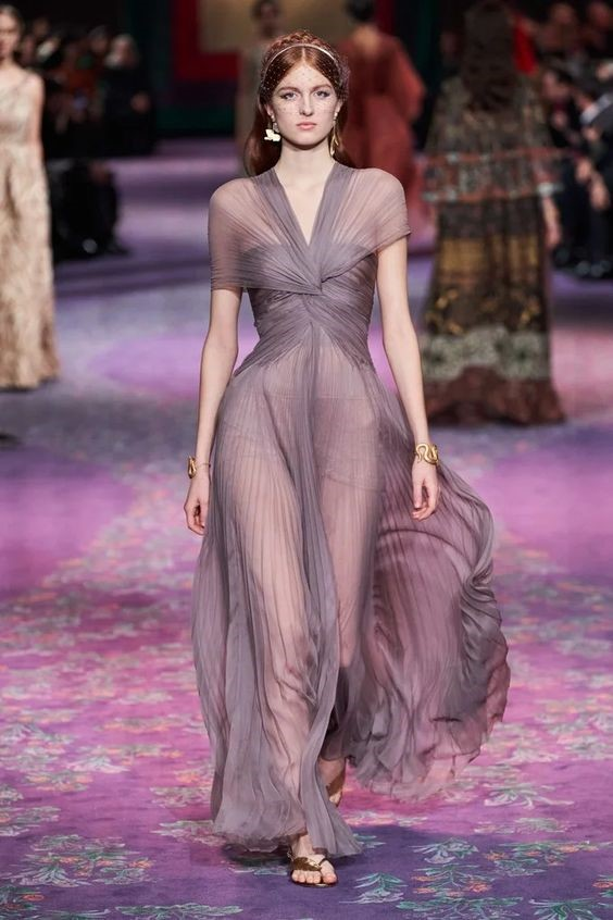 Christian Dior Spring Summer 2020 Couture
