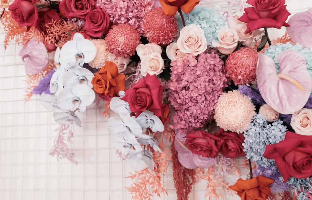 Photographer- HelloChloeMay / Florist- FlowerHeadEvents