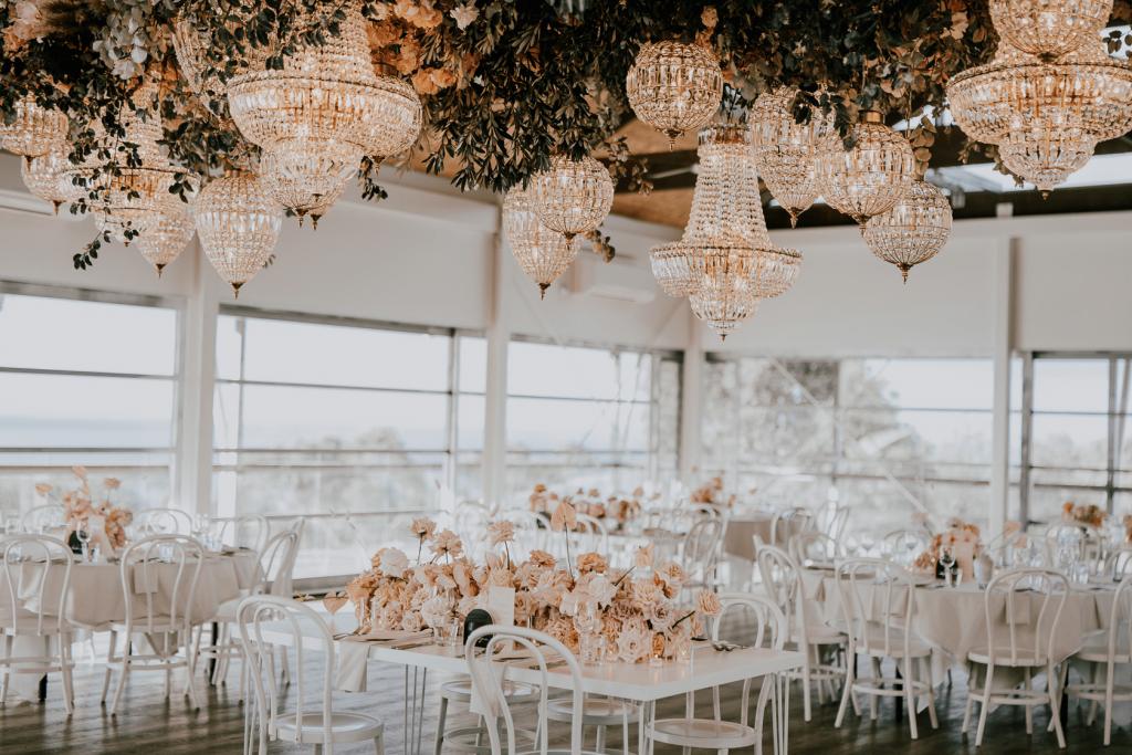Photographer: AshleyKWeddingPhotographer / Décor- Table Art Event Hire