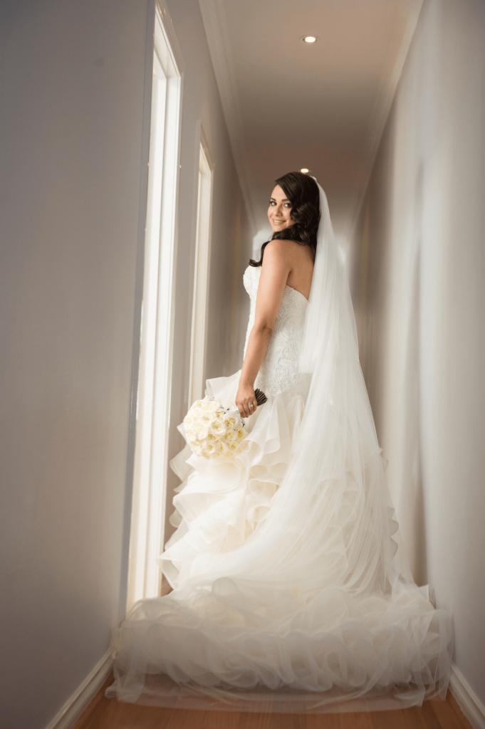 Gown: d'Italia